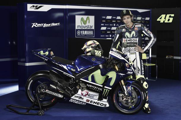 """Valentino Rossi: """"Tenemos que ser competitivos desde la primera carrera para luchar con Honda"""""""