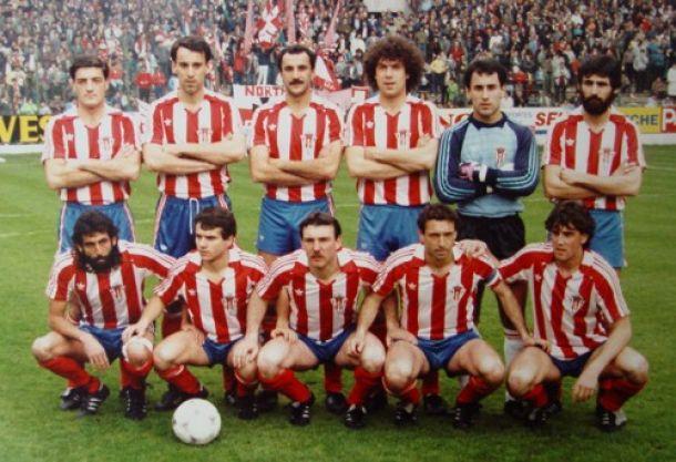 La vista atrás: Sporting de Gijón-Real Madrid Copa del Rey de 1989