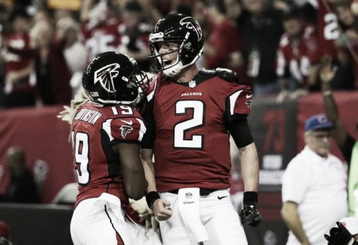 Atlanta Falcons thrash Green Bay Packers to reach Super Bowl 51