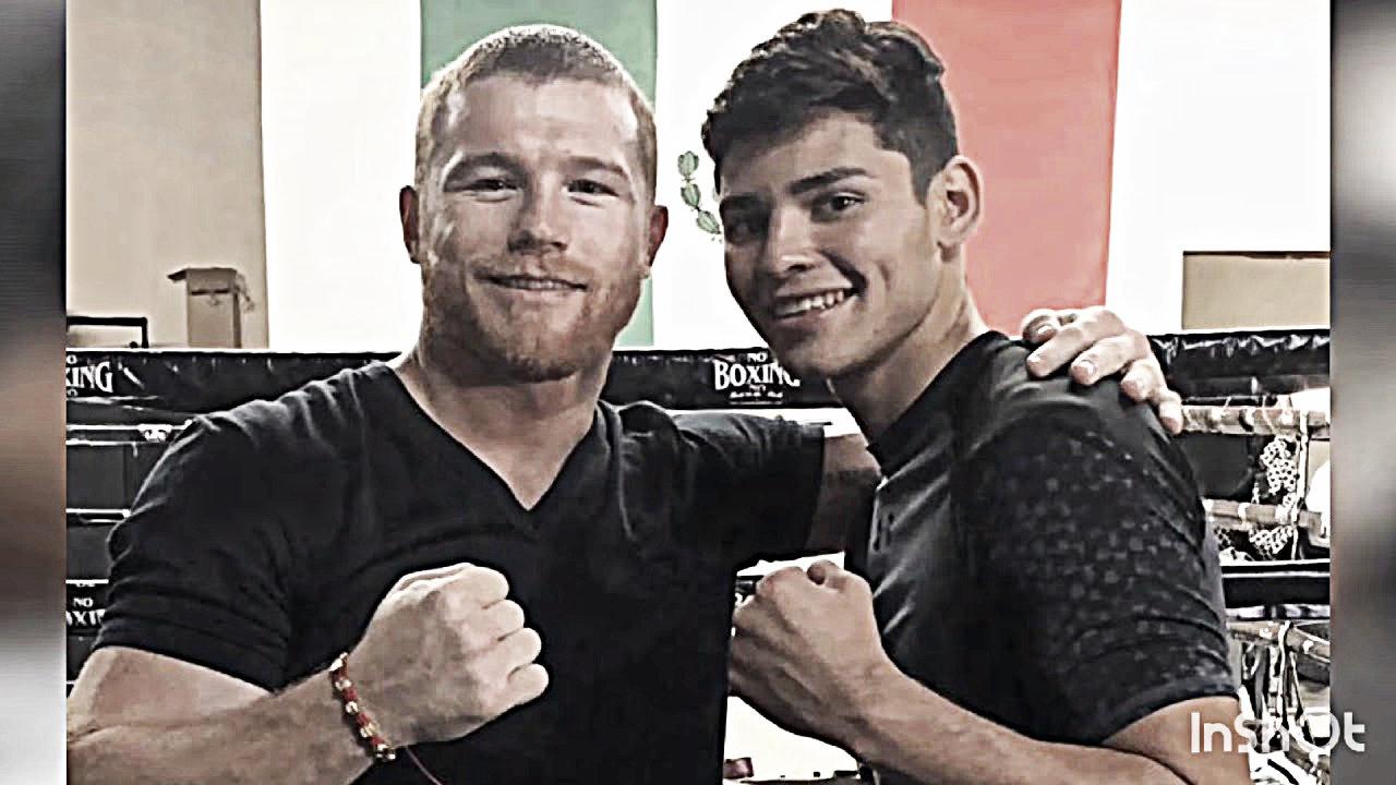 García entrenará a Canelo Alvarez el martes
