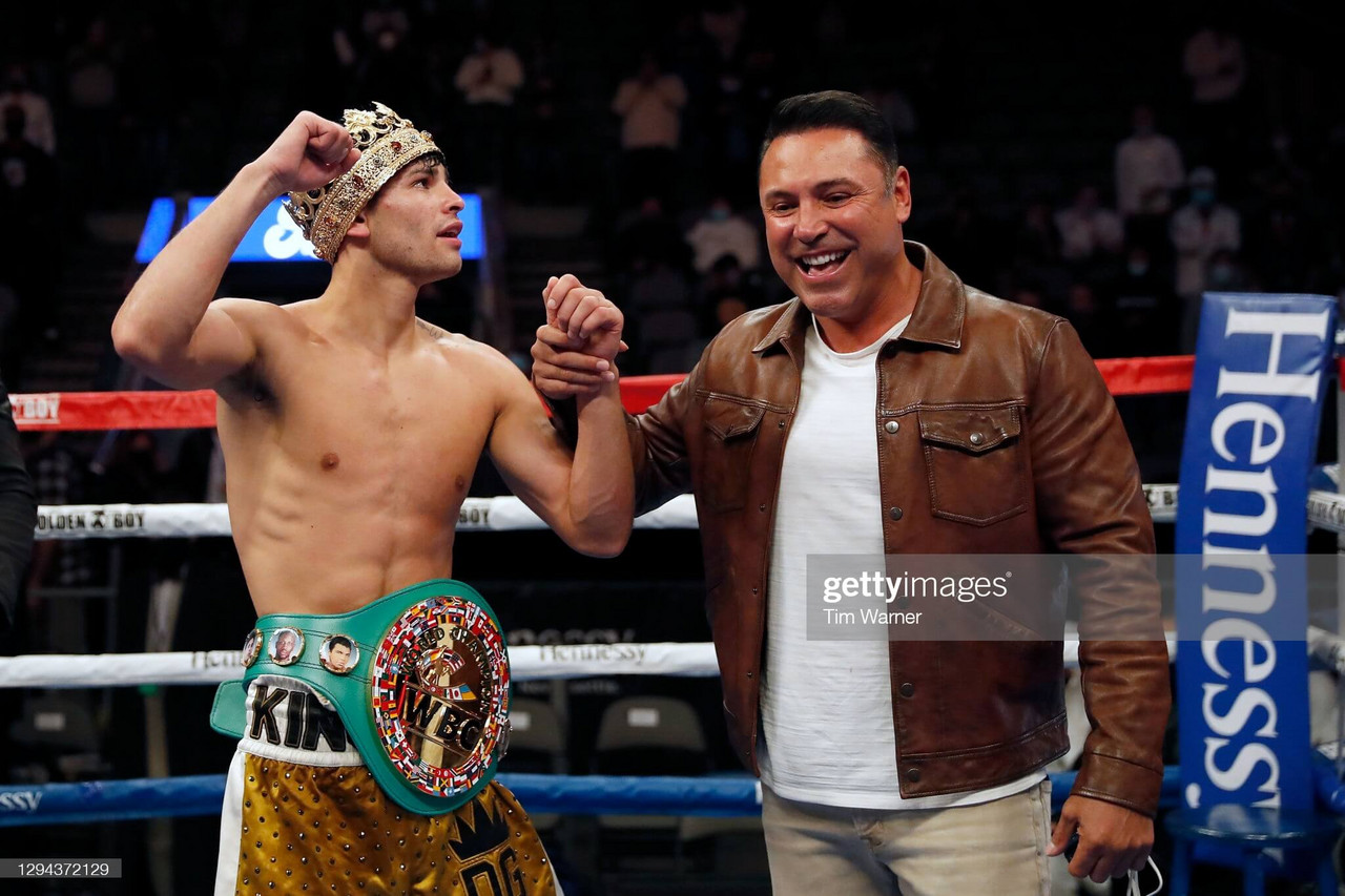 Why Ryan Garcia vs Manny Pacquiao is an Awful Idea
