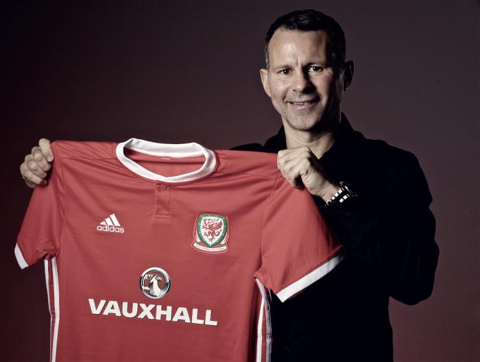 Ryan Giggs toma las riendas de la selección galesa