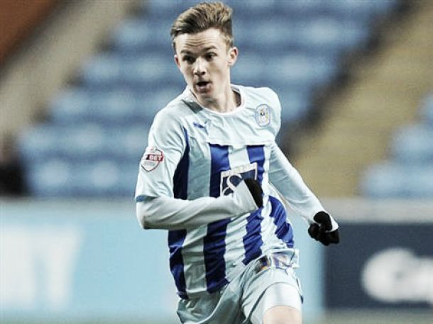 Ryan Haynes: Coventry City are hungry for new season ...