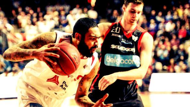 Ethias League: Ryan Pearson non basta agli Antwerp Giants, lo Charleroi vince 80-68
