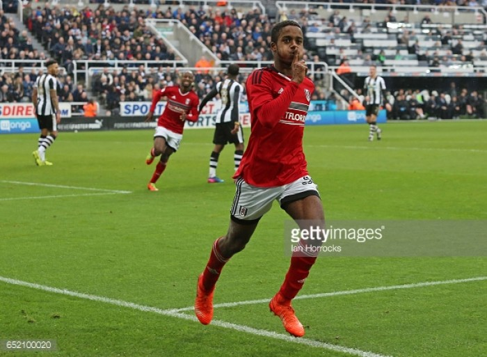 Spurs storm ahead in Ryan Sessegnon race