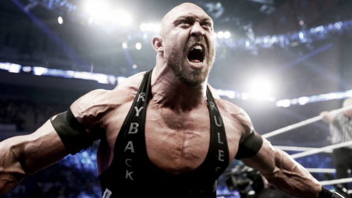 Ryback reportedly pulled from television indefinitely