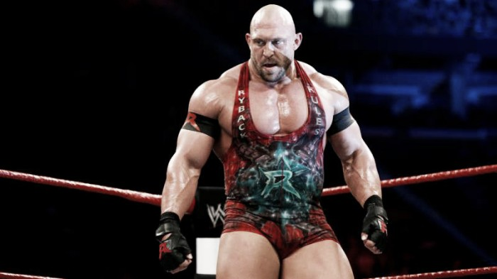 Ryback on whether WWE buried him and arguing with Vince McMahon