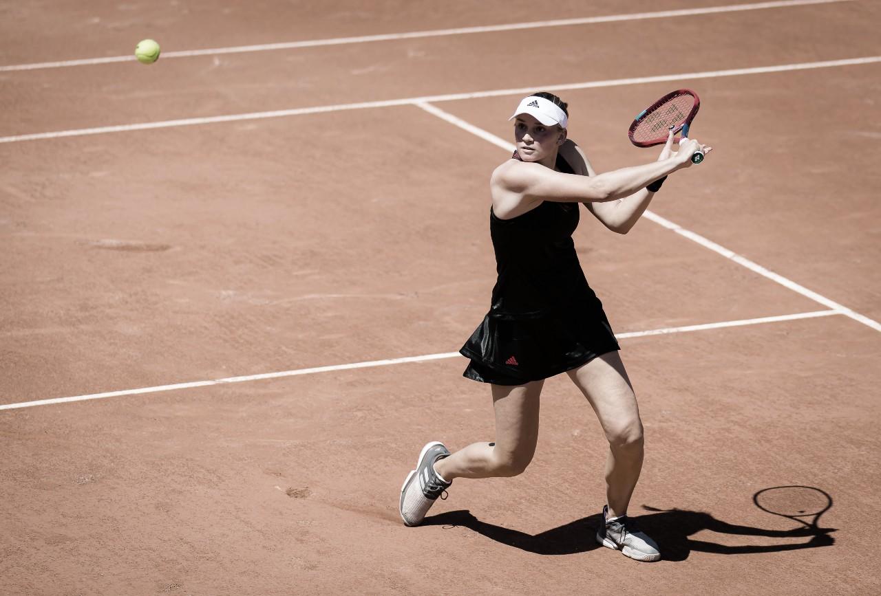 Rybakina desbanca Serena Williams e garante finalista inédita em Roland Garros