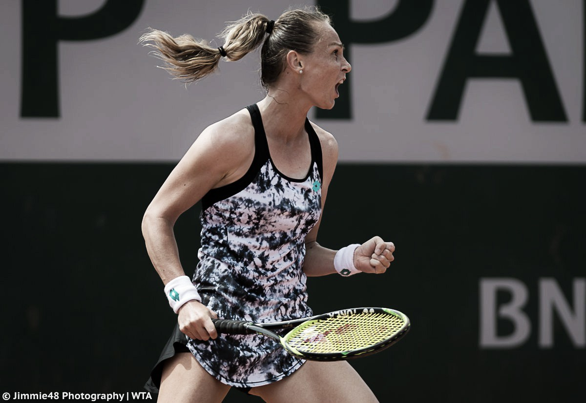 French Open: Magdalena Rybarikova storms past Belinda Bencic in straight sets