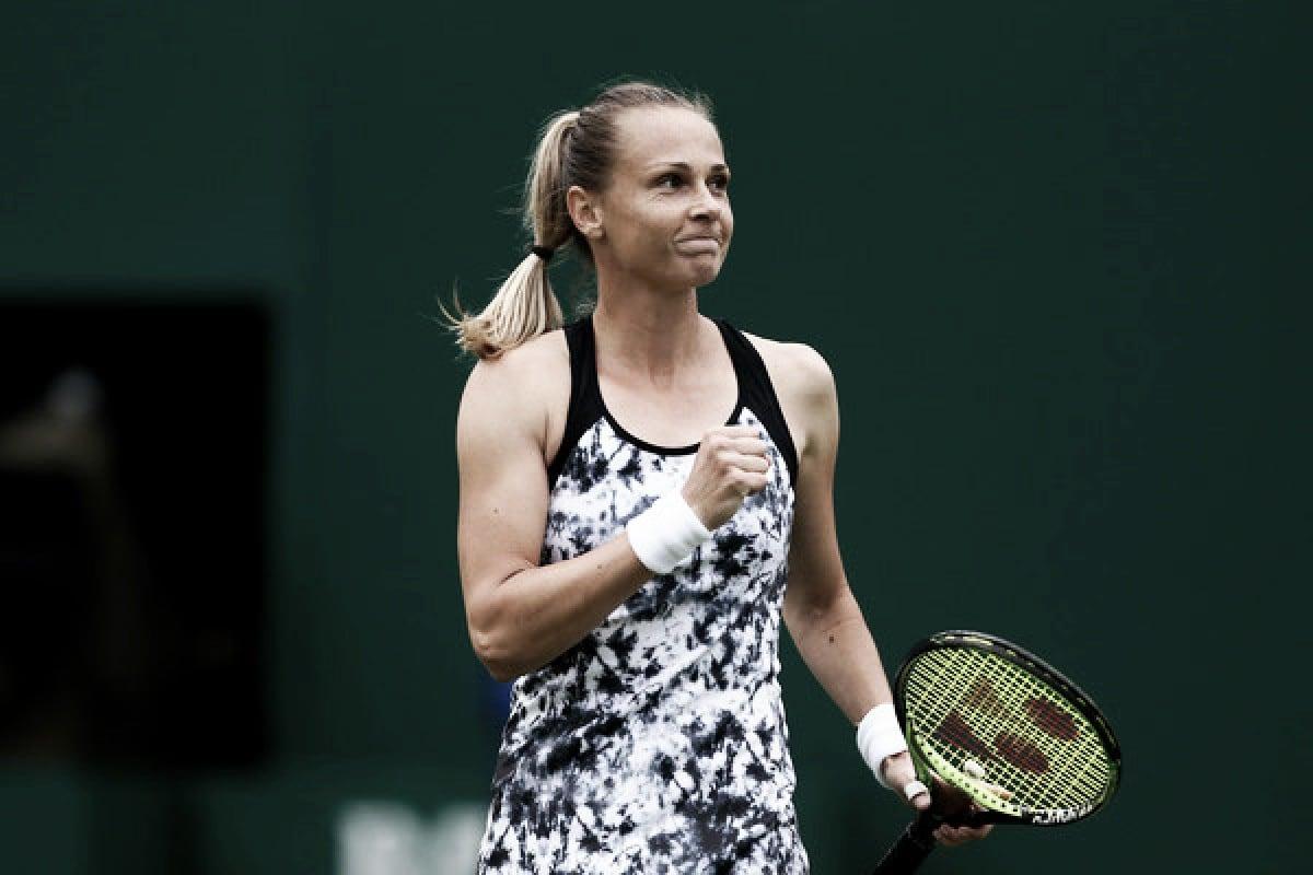 WTA Birmingham: Magdalena Rybarikova stuns Karolina Pliskova in comfortable fashion