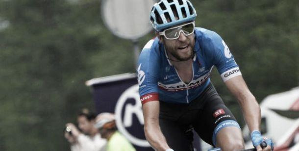 Vuelta 2014 : Ryder Hesjedal vainqueur de la 13ème étape à La Camperona