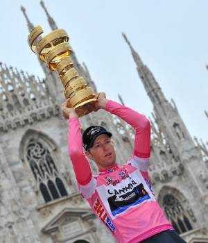 Giro D'Italia 2012 Review  - Hesjedal Claims Maiden Grand Tour