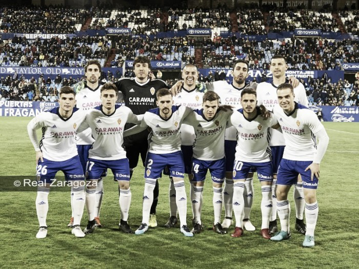 ¿Cómo afronta el Real Zaragoza la jornada?
