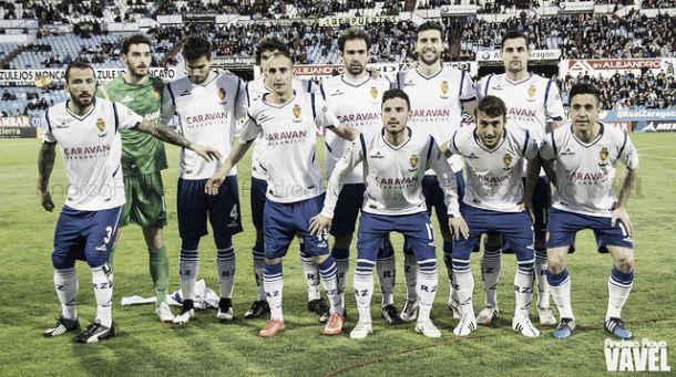 Real Zaragoza - Llagostera: puntuaciones del R. Zaragoza, jornada 27