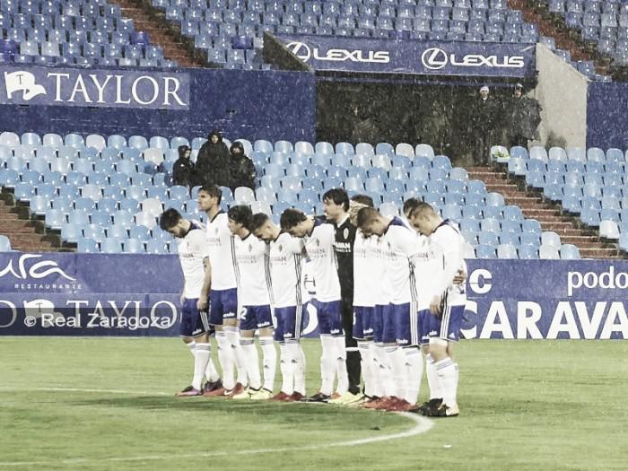 El Real Zaragoza recupera su esencia