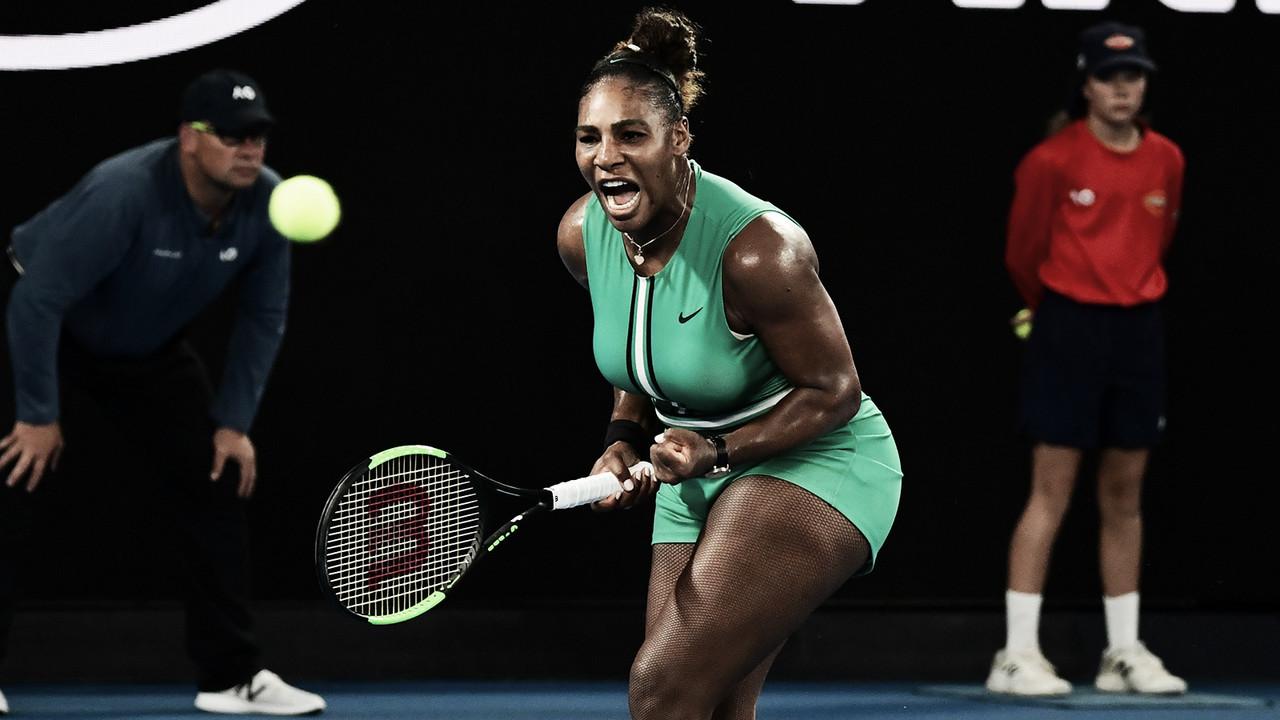 ¿Cuál es tu techo, Serena?