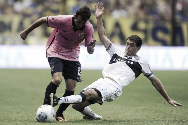 Resultado Gimnasia de La Plata - Boca Juniors 2014 (0-1)