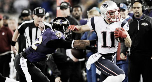 Resultado Baltimore Ravens - New England Patriots (31-35)
