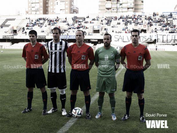 Fotos e imágenes del FC Cartagena 0-0 CF Villanovense, jornada 34 del grupo IV de 2ªB