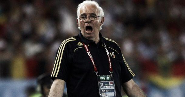 Morre Luis Aragonés, ex-técnico da seleção espanhola