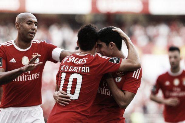 Triunfo na Luz: Benfica cumpre e vence Boavista desinspirado