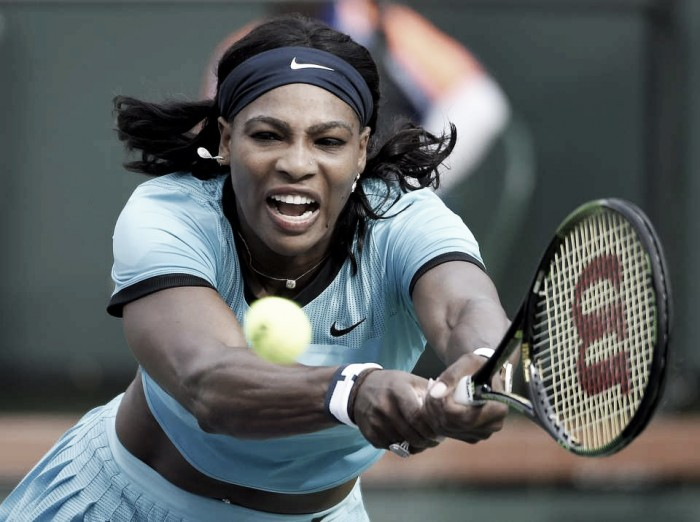 Indian Wells WTA Round-Up: Serena and Halep to lock horns but Konta departs