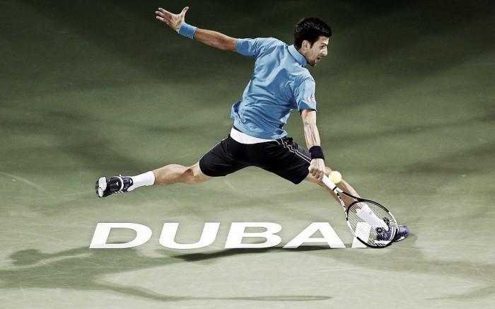 ATP Dubai round-up: 700 up for Djokovic