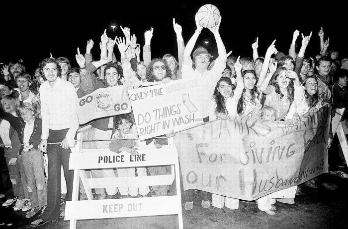 Golden State Warriors, una vida ligada a Oakland