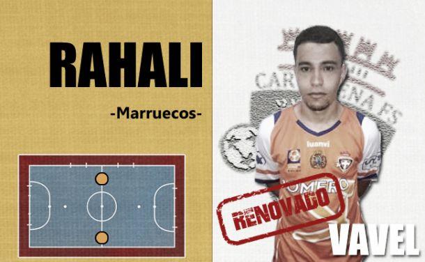 Rahali es la décima renovación del Cartagena FS