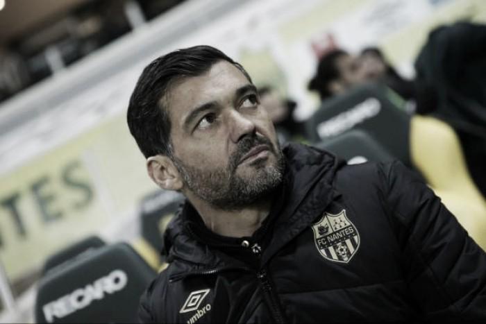 O Nantes de Sérgio Conceição