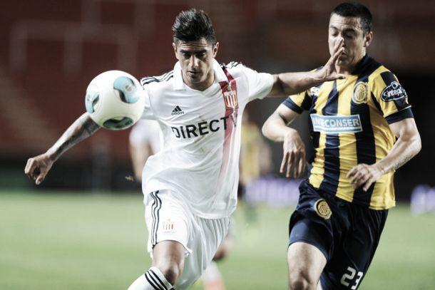 Resultado Estudiantes - Rosario Central 2015 (1-1)