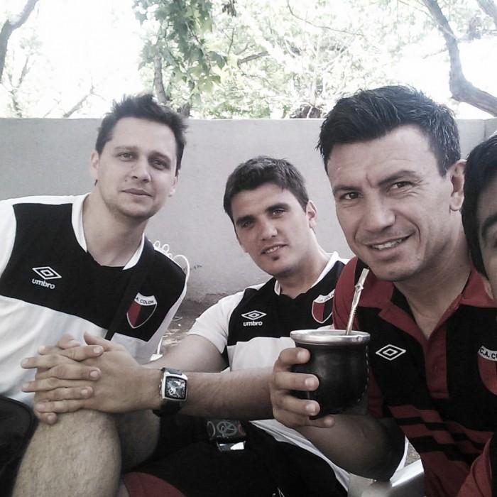 """Segalla: """"Es una responsabilidad mucho mayor estar en la conducción del equipo de Primera División de Colón"""""""