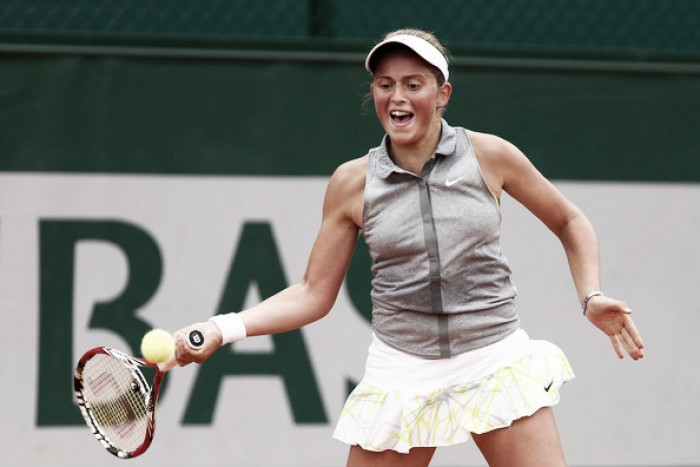 Jelena Ostapenko: The latest 18 year old sensation on the WTA Tour