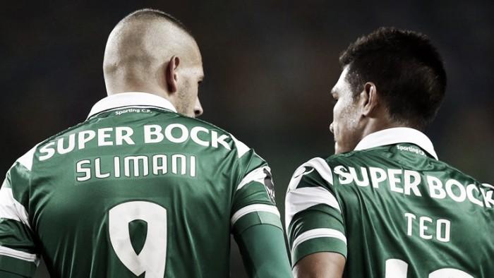 Sporting: Raio X ao ataque 'leonino'