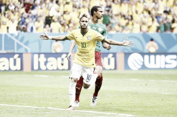 Le Brésil assure l'essentiel