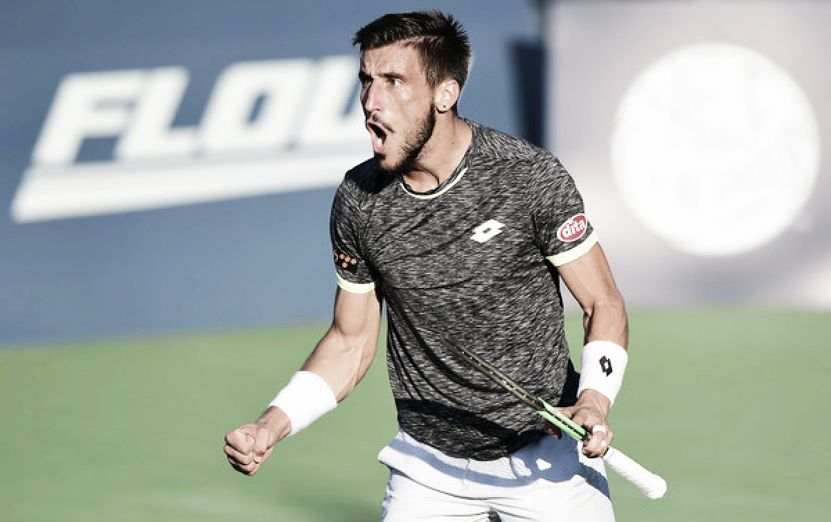 The subtle brilliance of Damir Dzumhur