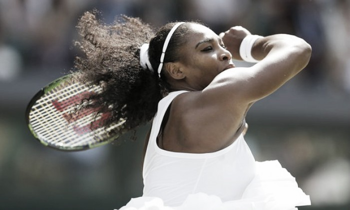 Wimbledon 2016: Serena Williams powers her way through to Semi-finals