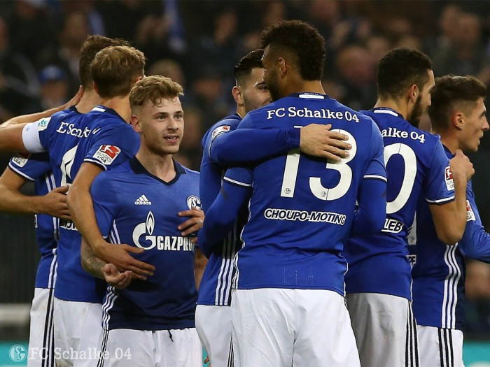 Schalke 04 3-1 Werder Bremen: Schöpf stars in comfortable victory for the Royal Blues