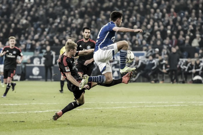 Schalke 04 3-2 Hamburger SV: Royal Blues produce perfect response