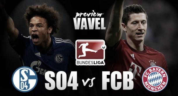 Schalke 04 - Bayern Munich Preview: League leaders face tough away test in Gelsenkirchen