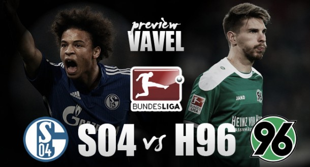 Schalke 04 - Hannover 96 Preview: Hannover look to continue where they left off
