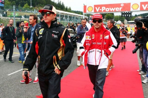 Para Massa, Alonso vai dominar ímpeto de Raikkonen na Ferrari