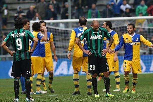 Live Sassuolo - Parma, diretta risultato partita Serie A (4-1)