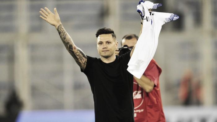 """Mauro Zárate: """"Siempre dije que si el club me necesitaba iba a estar"""""""