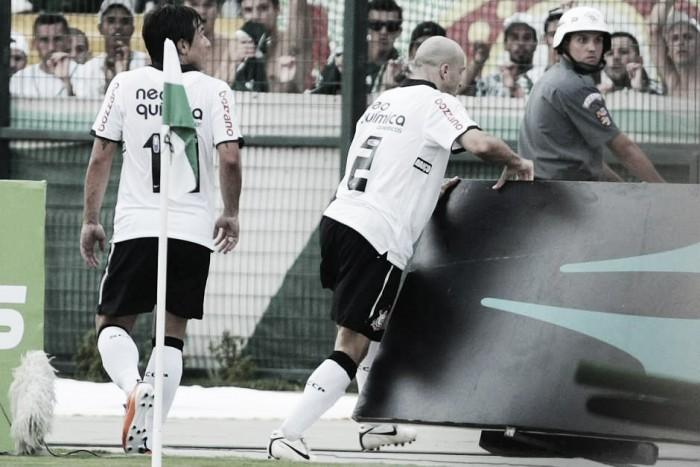 Especial Derby: Em 2011, Alessandro marca, Tite ganha fôlego e inicia campanha histórica