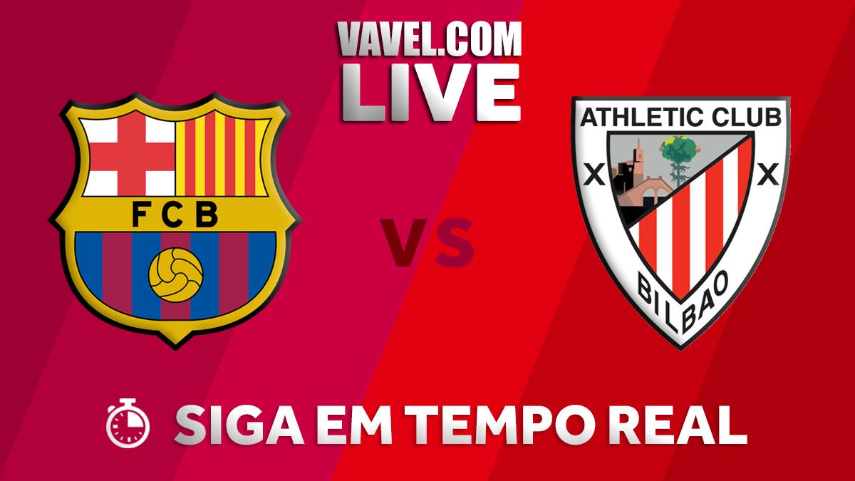 Golos de Messi e Alcácer, Barça arrasa Athletic Bilbao — Espanha
