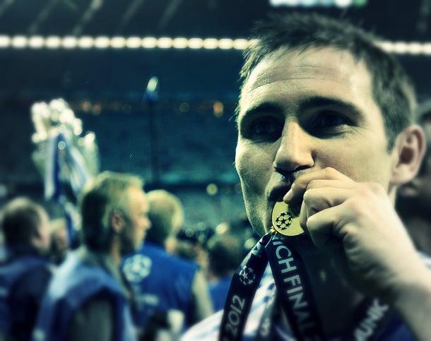 Un día perfecto para los Lampard