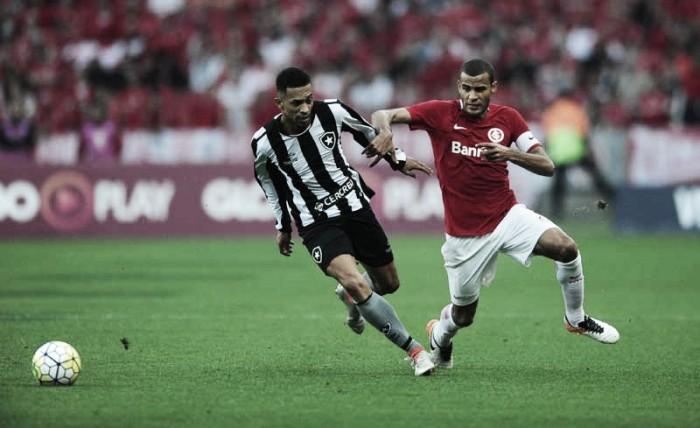 Botafogo surpreende em início avassalador e vence Internacional no Beira-Rio