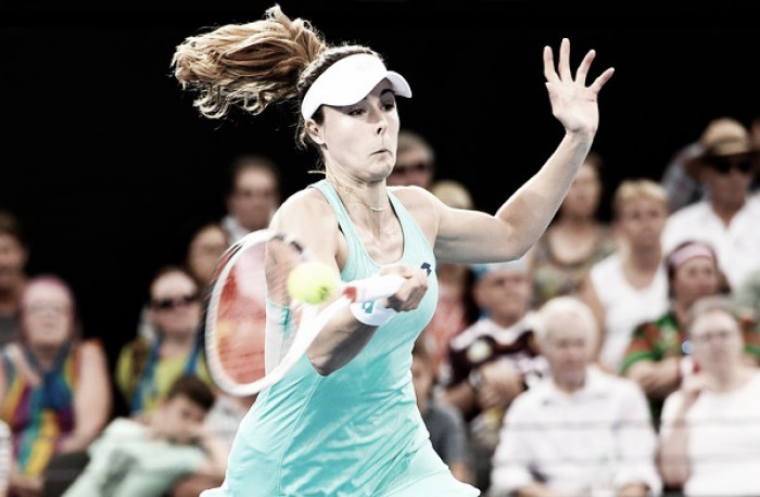 Alize Cornet charged with missing drug tests by International Tennis Federation