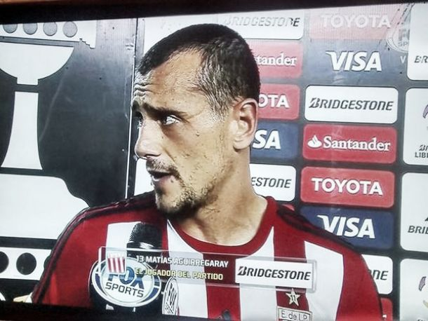 """Aguirregaray: """"El grupo estuvo muy concentrado"""""""